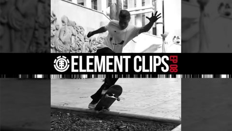 Element Clips #08 - Mason Silva in Paris, Jaakko wizardly, Phil Zwijsen scooter carrier & More | Element