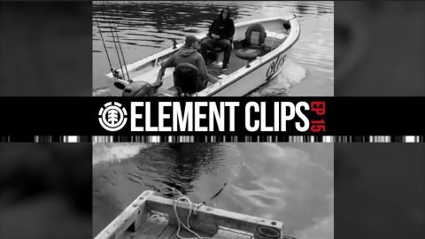 Element Clips #15 - Gabriel Fortunat, Sascha Daley skating the fishing dock, Nick Garcia & More... | Element