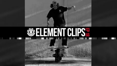 Element Clips #18 - Street surfing Canarias with Gabriel Fortunat, Jaakko Ojanen aka Natas & More... | Element