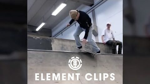 Element Clips - Ep 02 - Jaakko Ojanen, Mason Silva, Nyjah Huston, Phil Zwijsen & More - Element