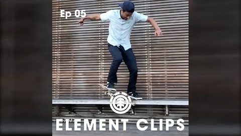 Element Clips - Ep 05 - Nassim Guammaz, Jaakko Ojanen, Mark Appleyard, jake Darwen & More | Element