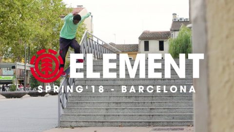 Element in Barcelona - Spring 2018 - Element
