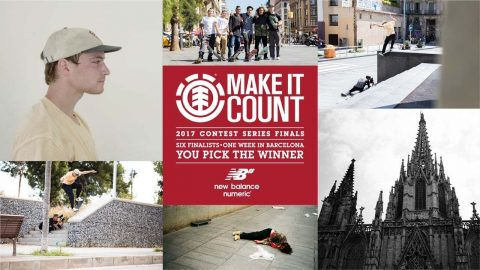 Element Make It Count 2017: John Pankus - Element