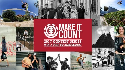 ELEMENT MAKE IT COUNT 2017 NORTH AMERICAN FINALS - Element