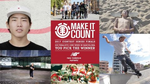 Element Make It Count 2017: Ryo Motohashi - Element