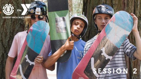 Element Skate Camp 2017 Session 2 - Element