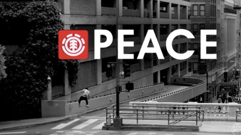 Element Skateboards PEACE - Teaser - Coming October 2018 | Echoboom Sports