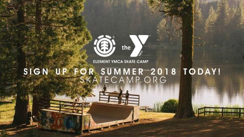 Element YMCA Skate Camp 2018! - Element