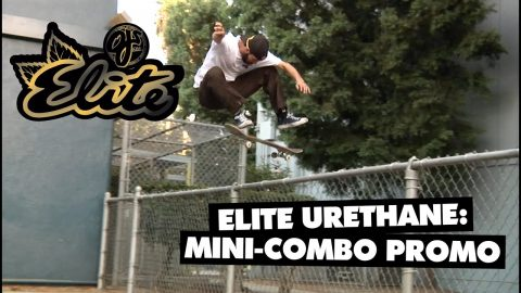 Elite Urethane | Mini-Combo Promo | OJ Wheels