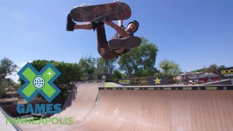 Elliot Sloan: Athlete Profile | X Games Minneapolis 2017 - X Games