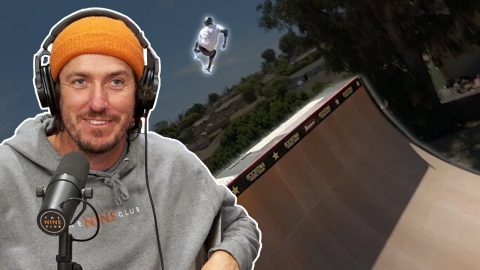 Elliot Sloan's Mega Park Part Is Crazy!! | Nine Club Highlights