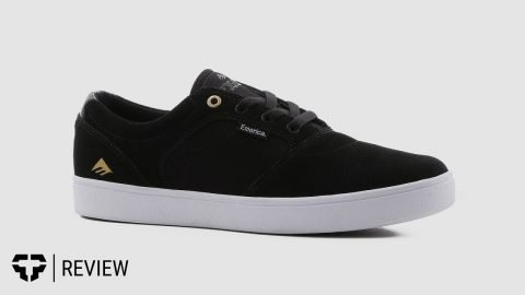 Emerica Figgy Dose Skate Shoe Review- Tactics.com - Tactics Boardshop