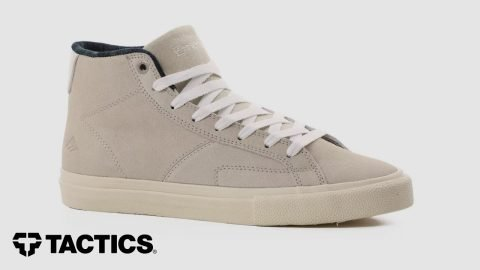 Emerica Omen Skate Shoes Review - Tactics | Tactics Boardshop