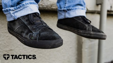 Emerica Omen Skate Shoes Wear Test Review - Tactics | Tactics Boardshop