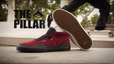Emerica Presents: Behind The Pillar | emerica