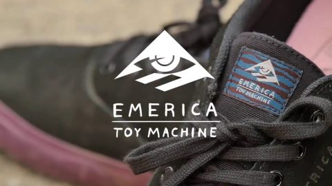 Emerica Presents: Collin Provost x Toy Machine - emerica
