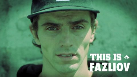 Emerica Presents Eniz Fazliov In His Signature WINO G6 - emerica