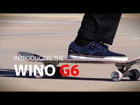 Emerica Presents: Jeremy Leabres x Jon Dickson For The WINO G6 - emerica