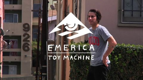 Emerica Presents: Leo Romero x Toy Machine - emerica
