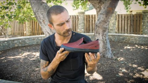 Emerica Presents: The Dakota Servold Wino G6 Slip-On | emerica