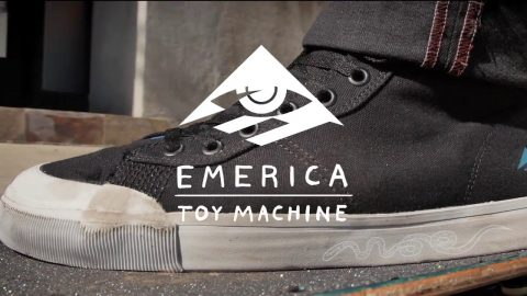 Emerica Presents: The Indicator High x Toy Machine - emerica