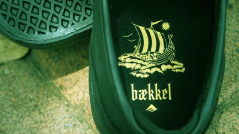 Emerica Presents: The Kevin Baekkel Wino G6 Slip-On | emerica