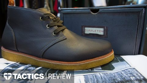 Emerica Reserve Ed Templeton Collection Skate Shoes Review - Tactics.com - Tactics Boardshop