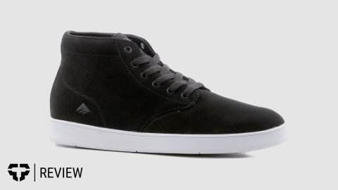 Emerica Romero Laced High Skate Shoe Review- Tactics.com - Tactics Boardshop