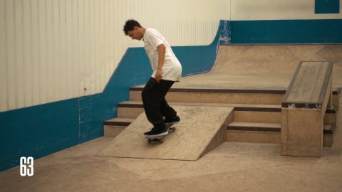 Emerica Romero Laced skate shoes wear test | Surfdome x Hop Kingdom | Surfdome