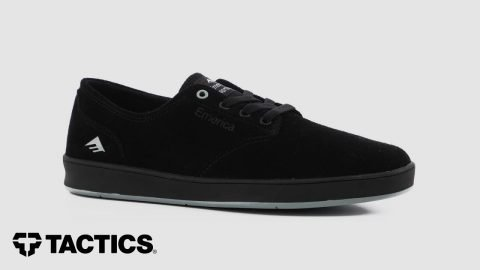 Emerica Romero Laced Skate Shoes Review - Tactics | Tactics Boardshop