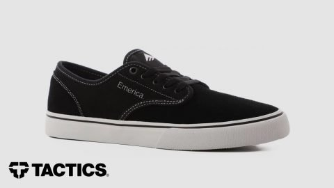 Emerica Wino Standard Skate Shoes Review - Tactics | Tactics Boardshop