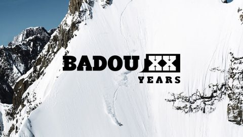 Emilien BadouXX 20 years of happiness snowboarding | Rip Curl