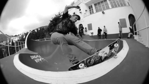 Enigma Bowl Session - Vimeo / Antiz Skateboards's videos