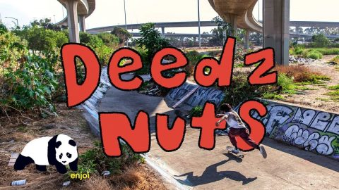 "enjoi's ""Deedz Nutz"" Part 