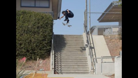 Enzo Cautela Hardflip 20 Raw Cut | E. Clavel