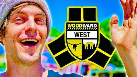 EPIC WOODWARD WEST DAY IN THE LIFE 2019 | Braille Skateboarding