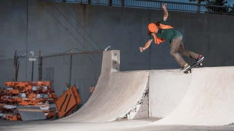 Equal Parts Labor - Levi's Skateboarding | Long Beach DIY - The Berrics