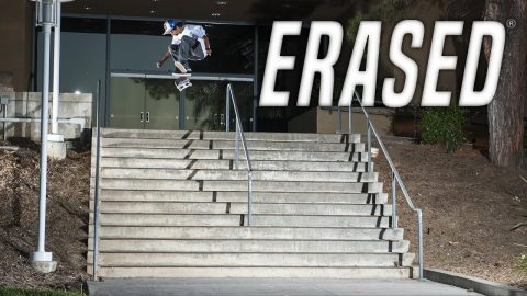 ERASED STREET EDIT - Luis Mora