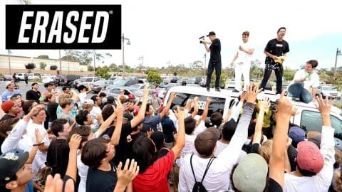 ERASED TOUR! - Luis Mora
