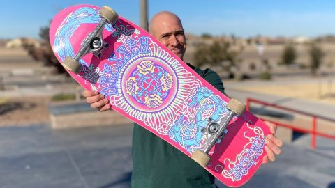 ERIC DRESSEN ROSES PRODUCT CHALLENGE! | Santa Cruz Skateboards | Santa Cruz Skateboards