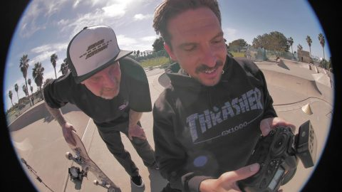 Eric Dressen & Tom Remillard Over Under | Santa Cruz Skateboards
