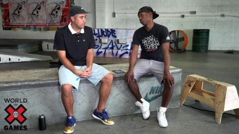 Eric Koston and Paul Rodriguez Go One-On-One | X Games | X Games