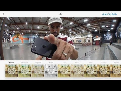 Eric Koston - Gram Yo Selfie - The Berrics