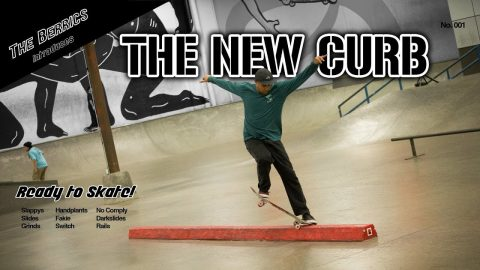 Eric Koston Introduces The New Slappy Curb | The Berrics