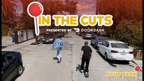 """Eric Koston Shows Us Around Echo Park 