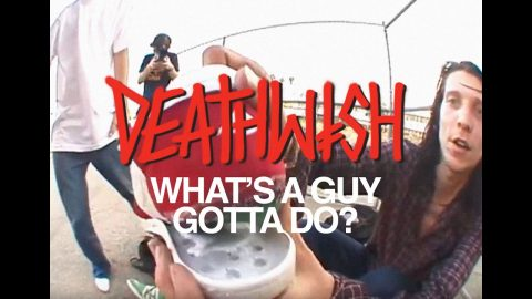 Erik Ellington - What's A Guy Gotta Do? | Deathwish Skateboards