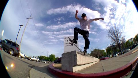 Erik Müller – Away at the Bay | SOLO Skateboard Magazine