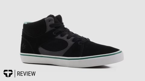 eS Square Three High Skate Shoe Review- Tactics.com - Tactics Boardshop