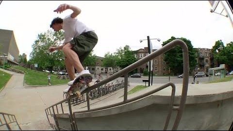 "Etienne Gagne — ""Courtesy"" *Original Edit* 
