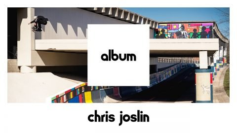 etnies ALBUM: Chris Joslin FULL PART (24 hours Only) - etnies